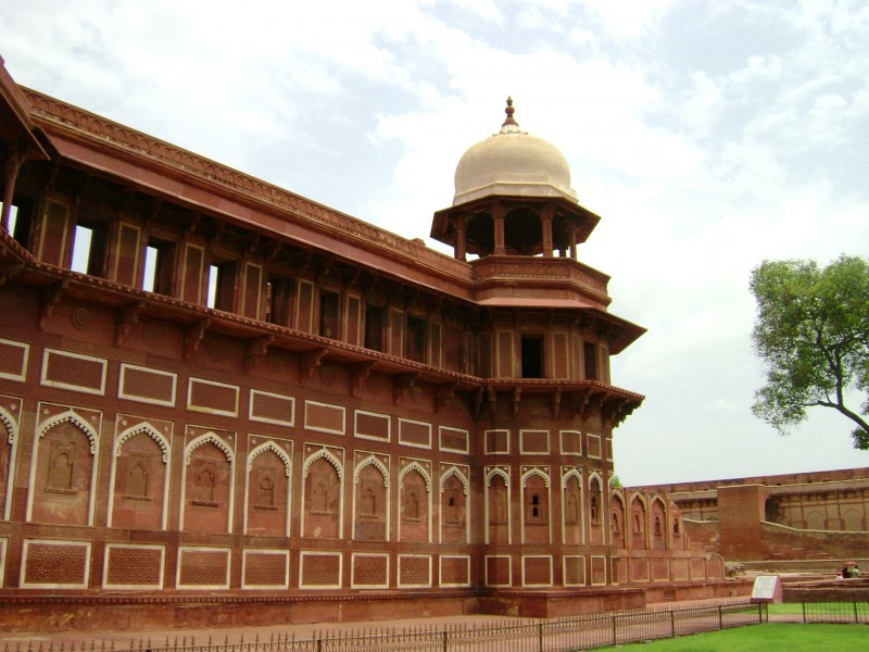 Agra Fort..!!