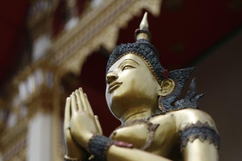 Siamese Buddhist