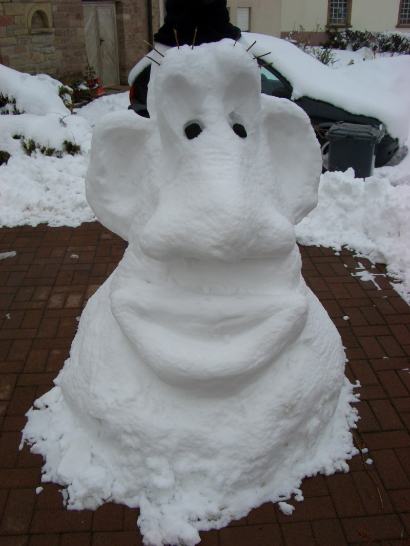 New Snowman