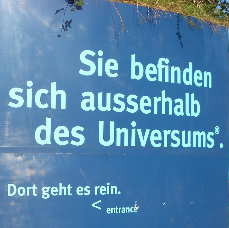 Space, Universum
