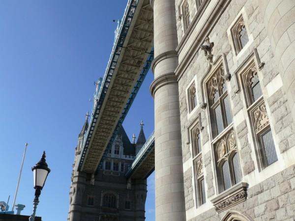 London Tower Bridge Cat Walk