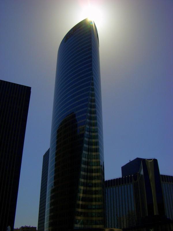 EDF Building Paris