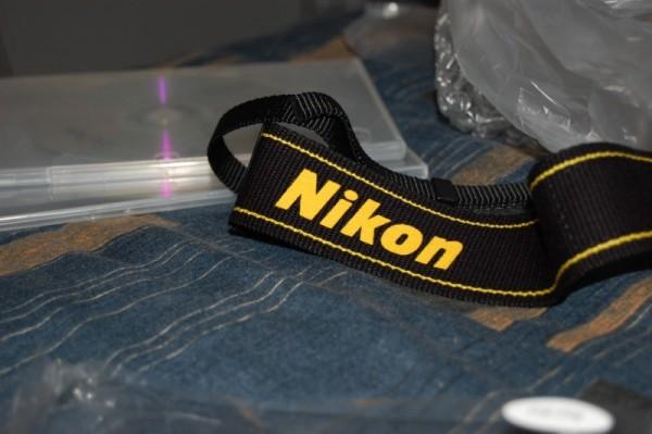 Nikon D40 Strap
