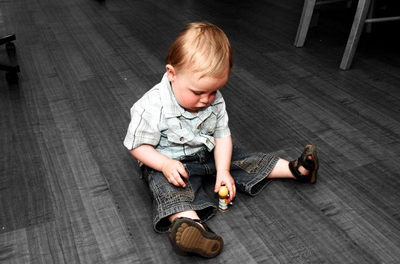 Nicholas Schubert Baby Boy Toy