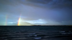 Twins Rainbows