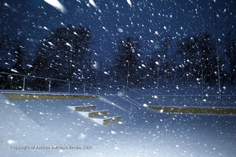 Neve snow bufera Andrea Auf dem Brinke foto
