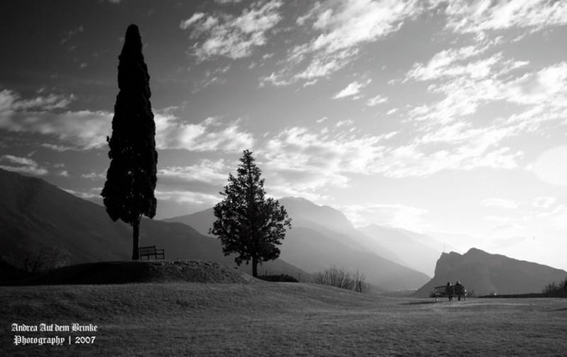 Arco di Trento Garda Lake torbole italy brinke