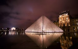 Paris Louvre Auf dem Brinke photography