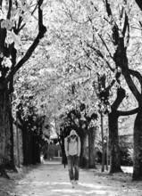 Autumn's street