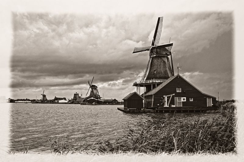 Old Times in Holland