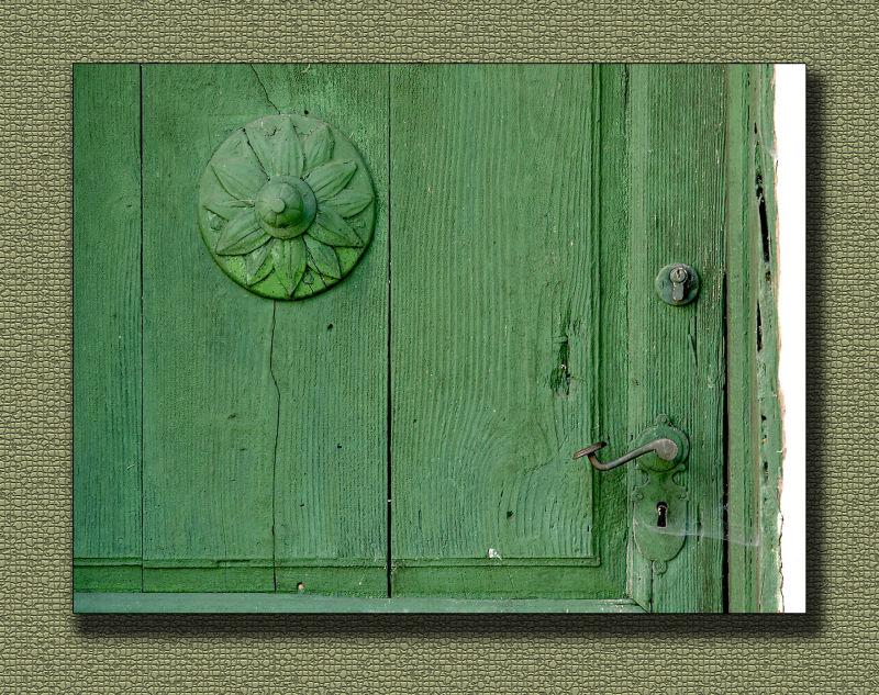 door green museum
