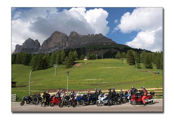 bikertour south tyrol