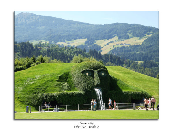 crydtal world wattens tyrol