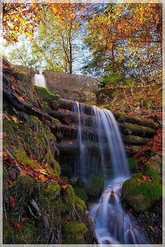 Wasserfall, waterfall