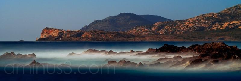 Sardinien, Meer, Isola Rossa
