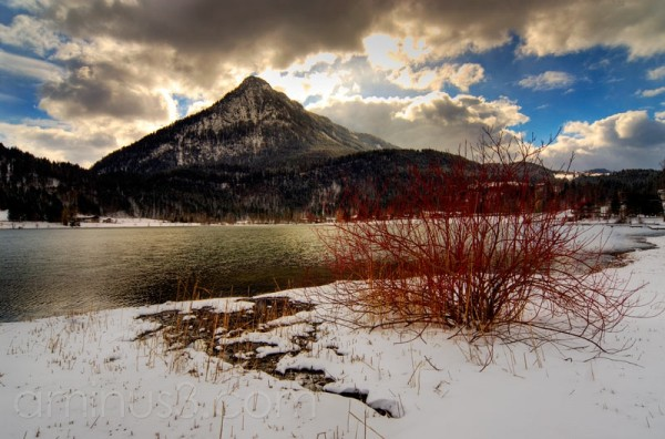 Thiersee, HDR