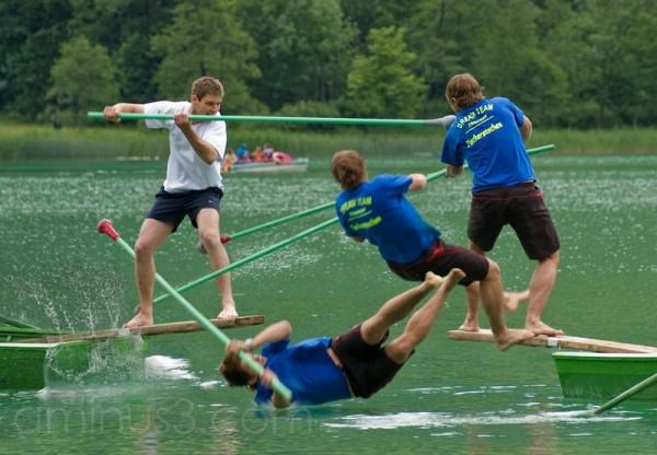 Fischerstechen, Thiersee, Dream Team