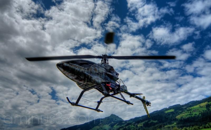 model helicopter, Modellhelicopter