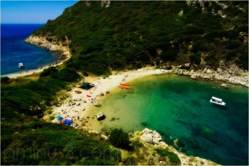 Korfu, corfu, Afionas, greece, Griechenland