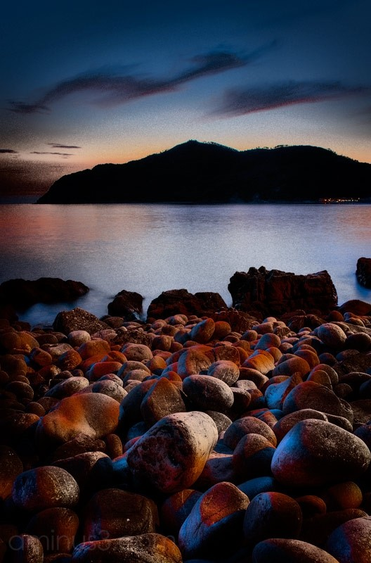 Meer, Italien, Riva Trigoso, Colors of Earth
