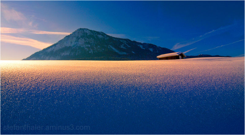 Thiersee, Winter