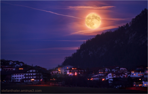 Thiersee, Vollmond