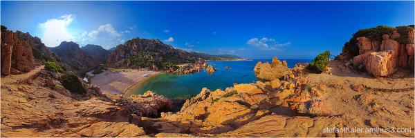 Li Cossi, sardegna, Sardinien Traumstrand