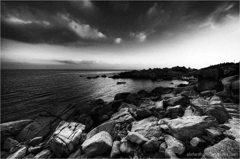 seascape, Meer, See, Sardinien