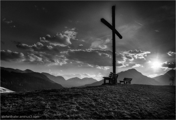 without words, Cross, Kreuz, Hoffnung, Friede,
