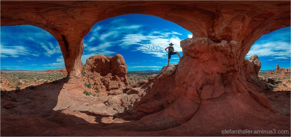 North Window Arch