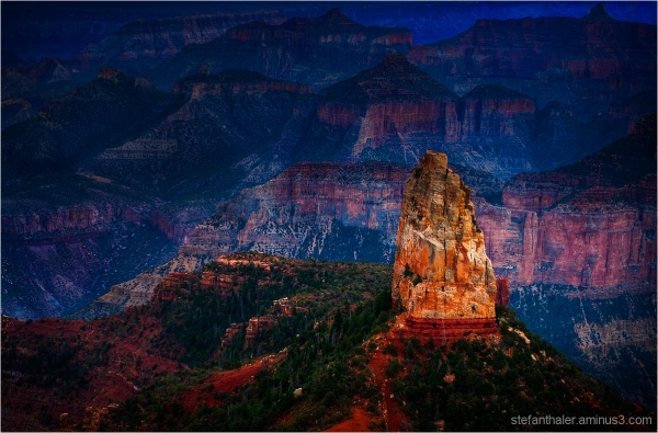 mount hayden,point imperial north rim,grand canyon