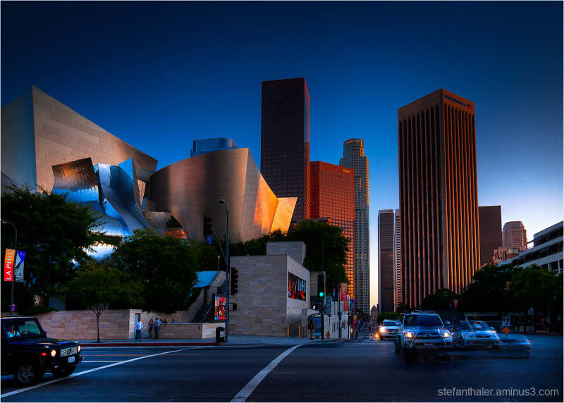 Los Angeles, dowmtown, Downtown Los Angeles
