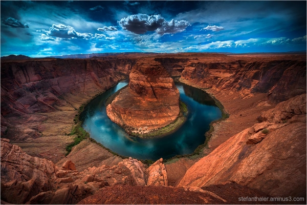 Horseshoe Bend , page, arizona