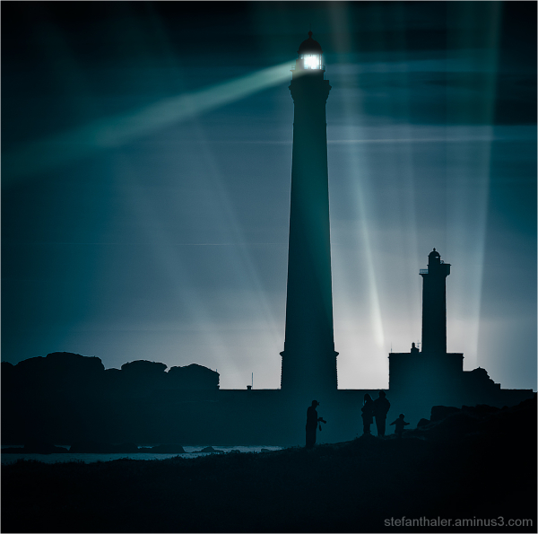 lighthouse, french, il vierge, photographer