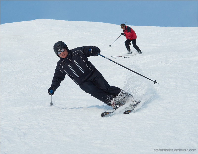 artist, amateur, ski, carving, snow, winter, kitzb