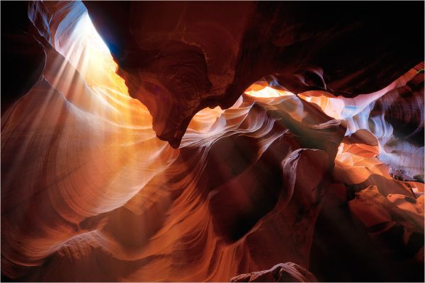 antelope canyon, upper antelope canyon