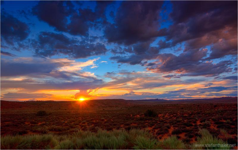 dessert,  prairie sunset,