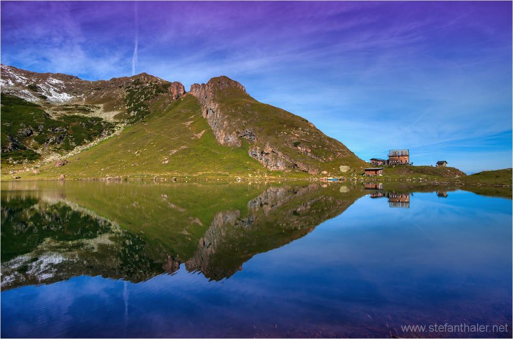wildseeloder, mountain lake