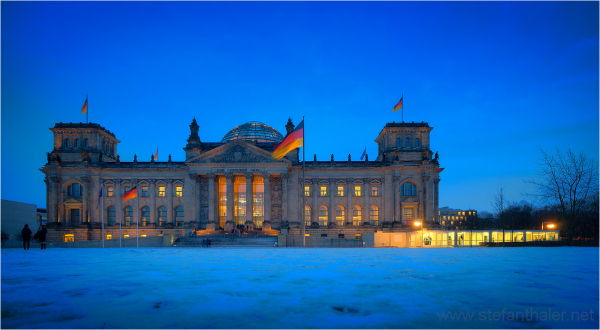 Reichstag Berlin, Berlin