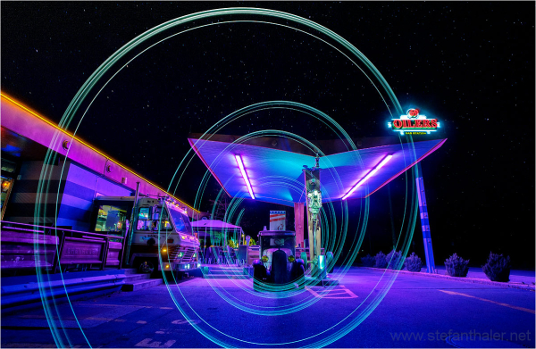Oilers, Oilers 69, gas station, music hall