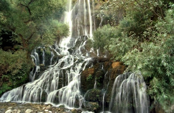 Such a lovely waterfall