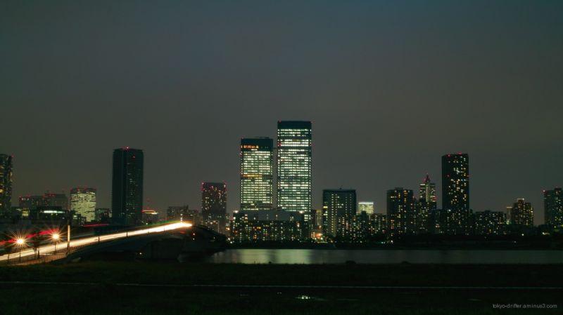 Kachidoki Skyline