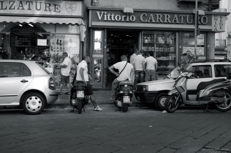Streets of Napoli 001