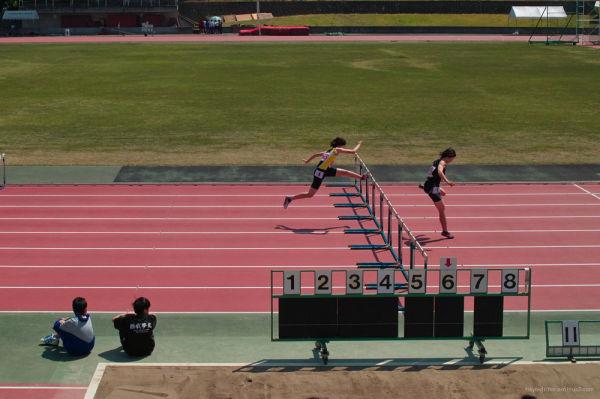 jikkagaeri / Track & Field #1