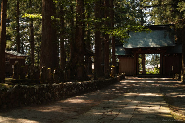 Jikkagaeri / Untowan Temple #3