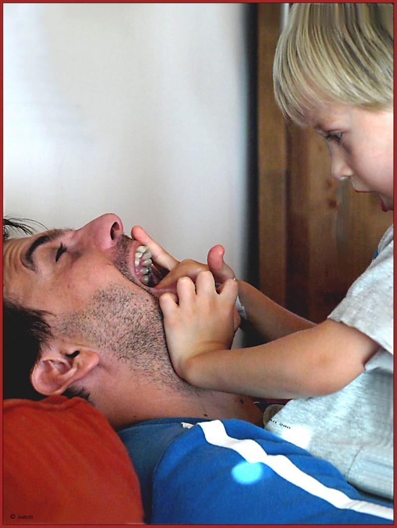 zahnbehandlung bei einem(sehr) jungen zahnarzt