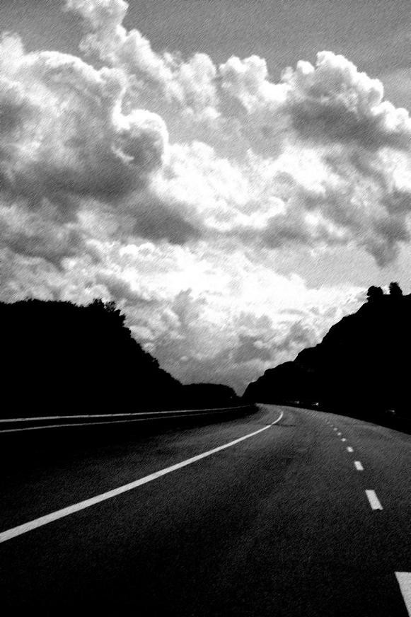 Endless journey.