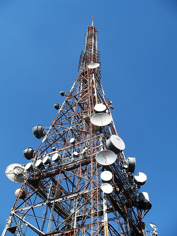 tower of comunication