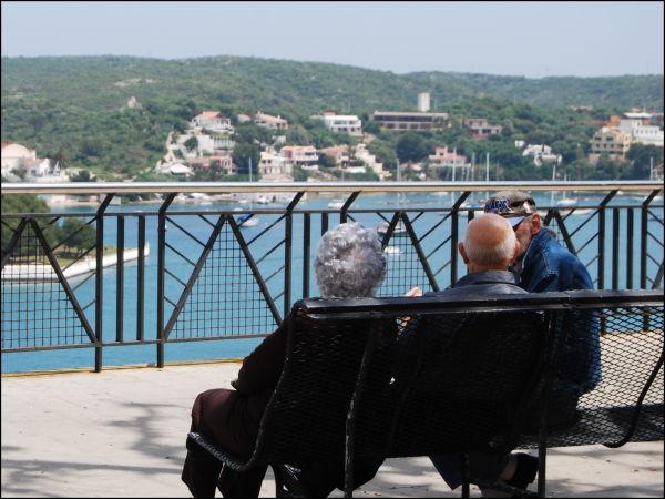 1. El port de Maó té molta vida