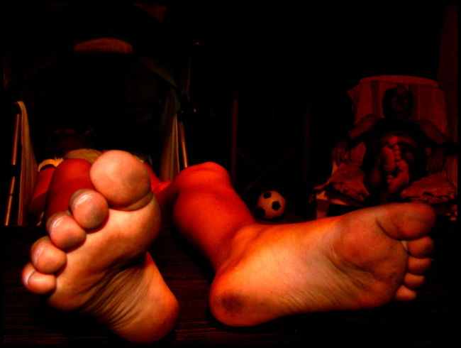 Joc de peus